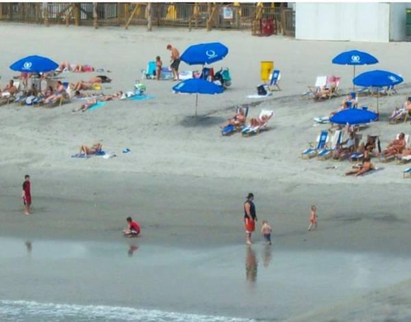 Photograph - Ac Beach by Bc Adamkowski