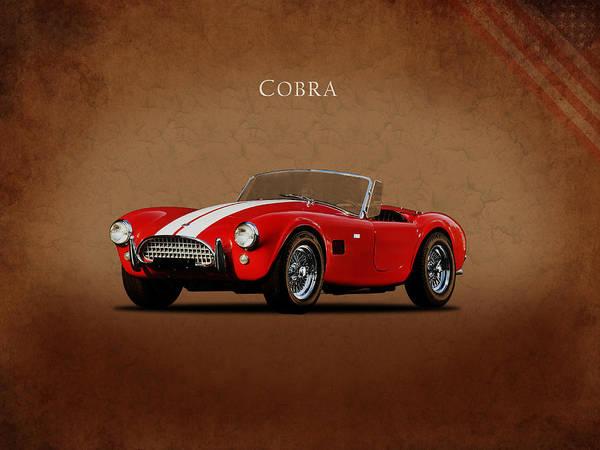 Ac Cobra Wall Art - Photograph - Ac Cobra Mk2 1963 by Mark Rogan