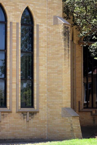 Photograph - Academy Window by Colleen Cornelius