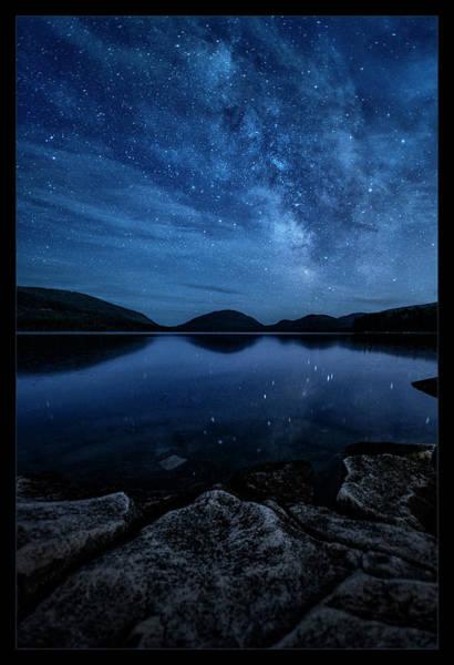 Wall Art - Photograph - Acadia Blue by Robert Fawcett