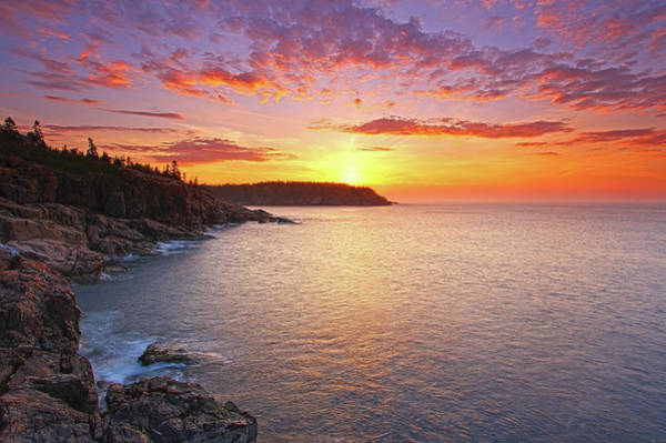 Photograph - Acadia Magic by Juergen Roth