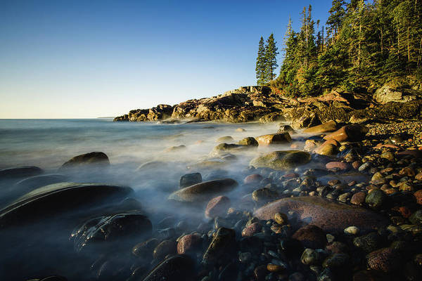 Photograph - Acadia National Park by Robert Clifford