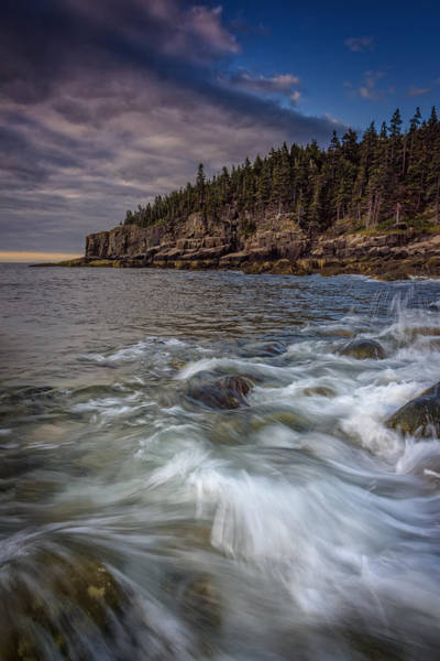Photograph - Acadian Tide by Rick Berk