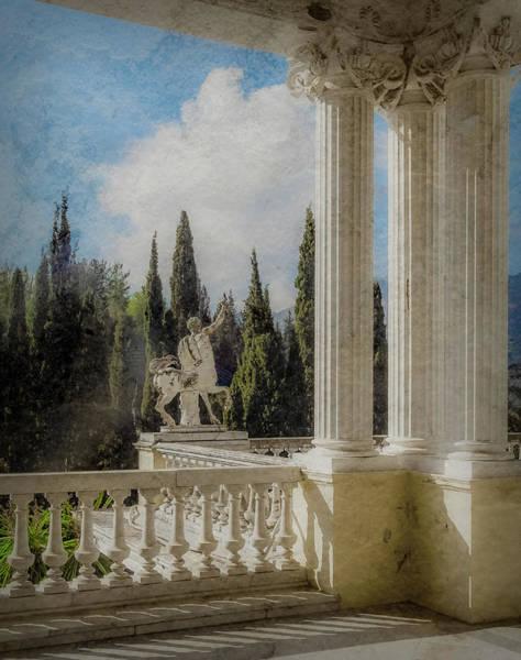 Photograph - Achilleion, Corfu, Greece - Centaur II by Mark Forte