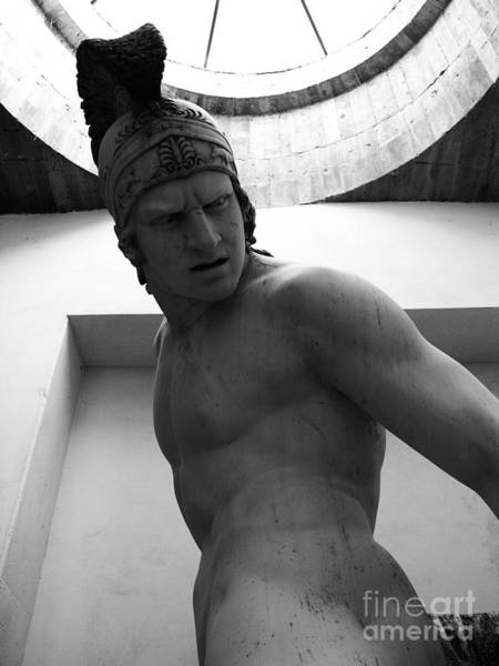 Photograph - Achilles by Mary Capriole