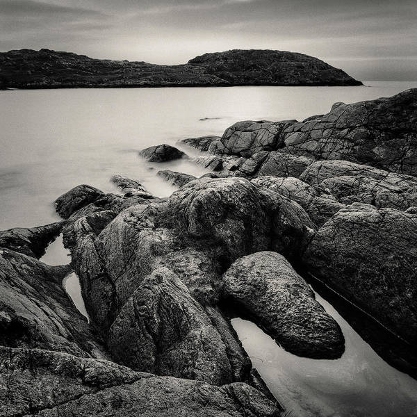Wall Art - Photograph - Achmelvich Bay by Dave Bowman