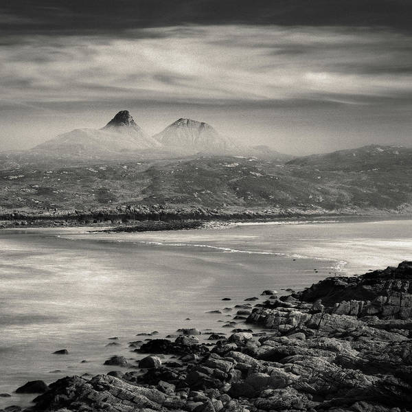 Wall Art - Photograph - Achnahaird Bay by Dave Bowman