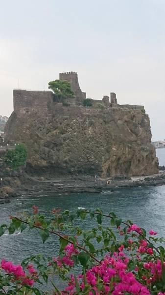 Photograph - Acicastello, Catania, Sicily by Samuel Pye