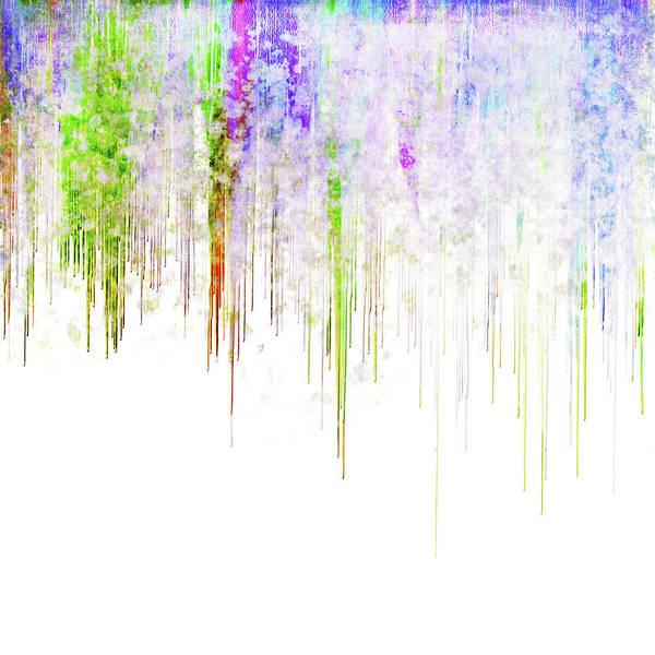 Painting - Acid Rain by Christina VanGinkel