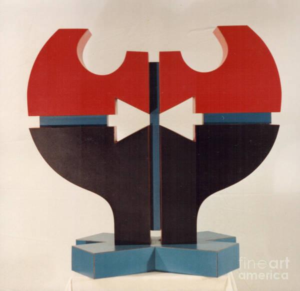 Sculpture - Acolyte by Robert F Battles
