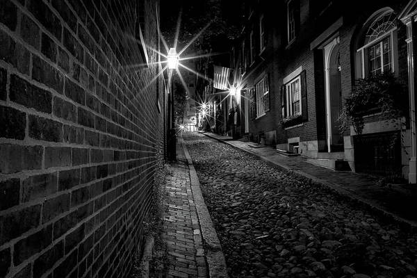 Photograph - Acorn Street  by Colin Chase