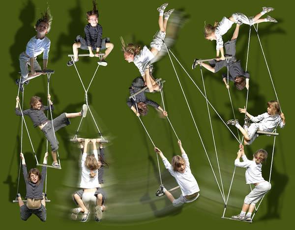 Bernadette Photograph - Acrobaties Alternatives by Bernadette De Spiegeleer
