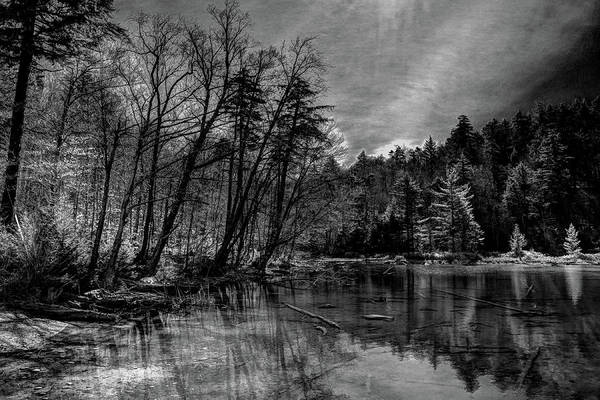 Chain Of Lakes Photograph - Across From 7th Lake by David Patterson