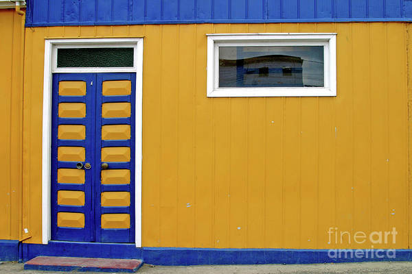 Photograph - Across From The Bus Terminal by Rick Locke