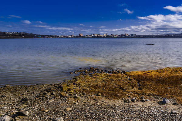 Photograph - Across The Bay by Mark Myhaver