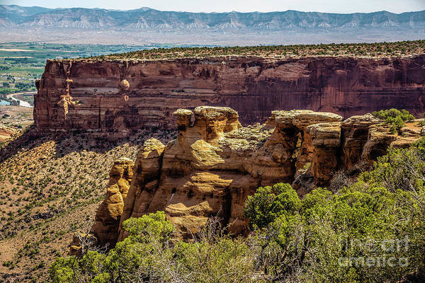 Photograph - Across The Canyon by Jon Burch Photography
