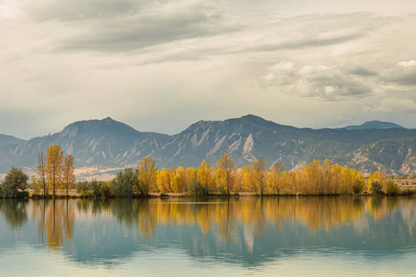 Photograph - Across The Pond by James BO Insogna