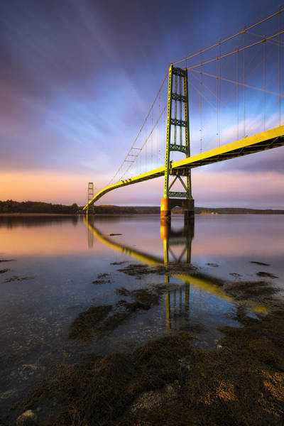 Wall Art - Photograph - Across The Reach by Patrick Downey