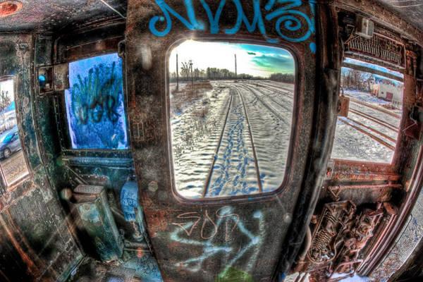 Wall Art - Photograph - Across The Tracks by Joshua Ball