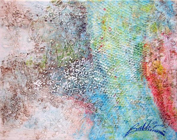Abstract 201108 Art Print