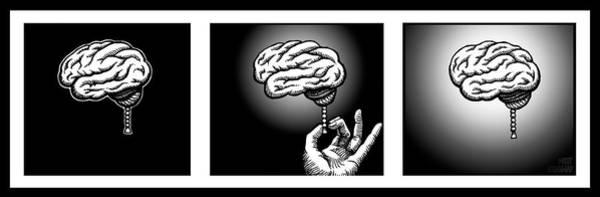 Wake Digital Art - Activate by Matthew Ridgway