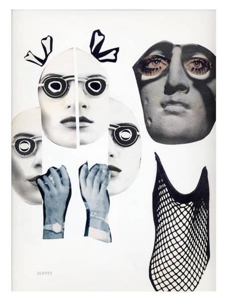 Digital Art - Adam And Eves by Doug Duffey