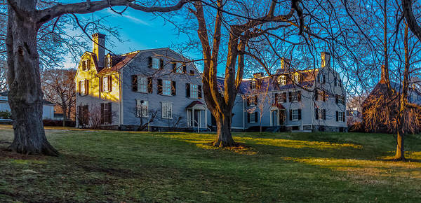 Photograph - Adams National Historical Site by Brian MacLean