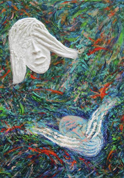 Serenity Prayer Digital Art - Addiction Postcard Series 02 by Julie Turner