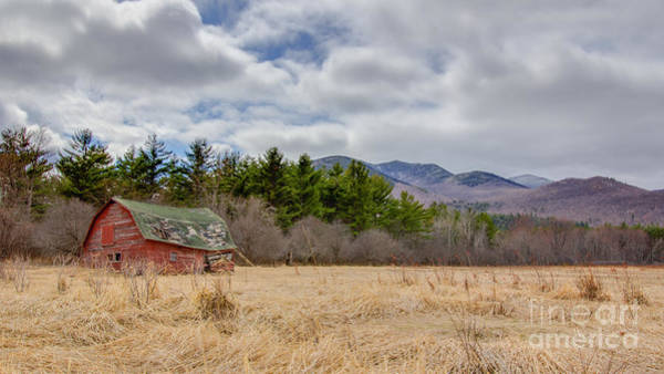 Photograph - Adirondack Barn by Rod Best
