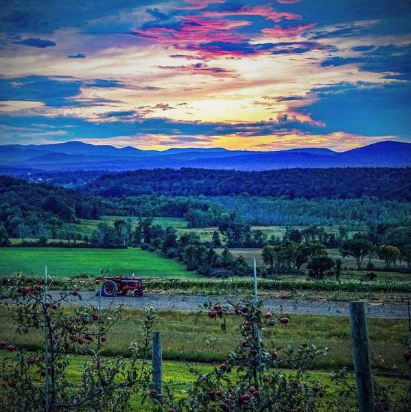 Photograph - Adirondack Country by Kendall McKernon
