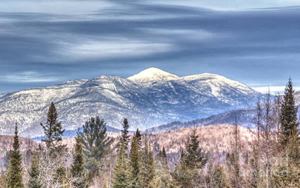 Photograph - Adirondack High Peaks by Rod Best