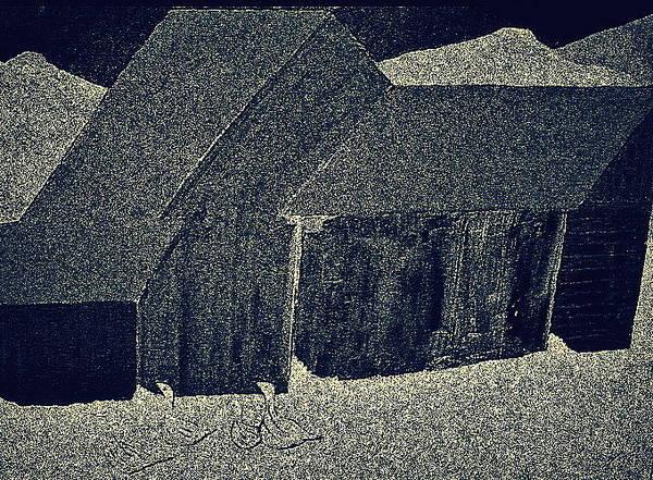 Adirondack Mountains Painting - Adirondack Midnight by Bill OConnor