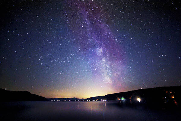 Photograph - Adirondack Night by Robert Och