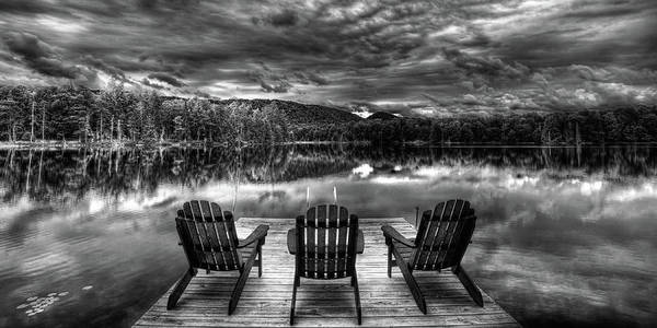 Photograph - Adk Calm by David Patterson