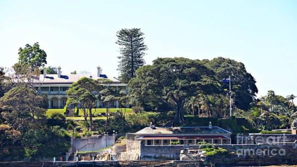 Photograph - Admiralty House by Stephen Mitchell