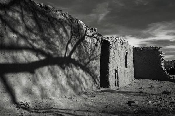 Wall Art - Photograph - Adobe Shadows by Joseph Smith