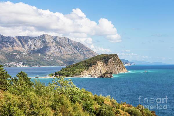 Photograph - Adriatic Coast In Montenegro by Didier Marti