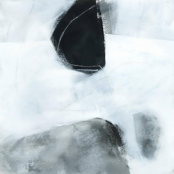 Panel Painting - Adrift #1 by Jane Davies