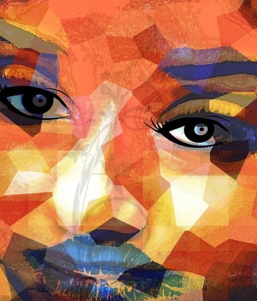 Adultry Wall Art - Digital Art - Adultry - A Stoning Sentence  by Fania Simon