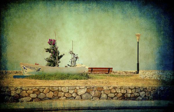 Photograph - Aegean Sea Composition by Milena Ilieva