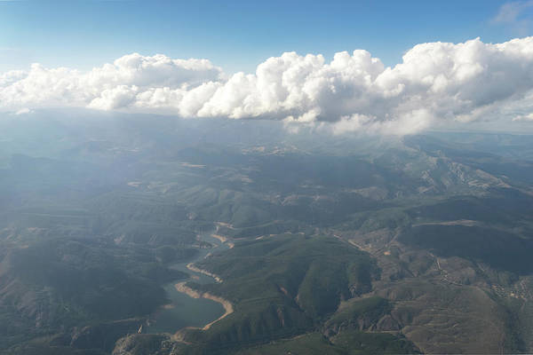 Photograph - Aerial -  by Georgia Mizuleva