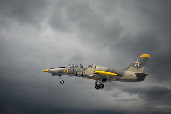 Wall Art - Photograph - Aero L-39 Albatros by Guy Whiteley