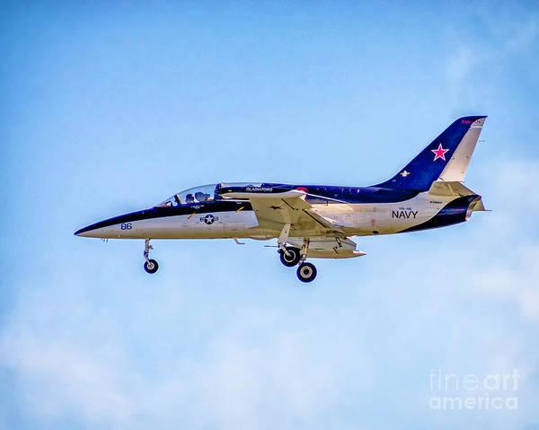Photograph - Aero L-39c Albatros by Nick Zelinsky