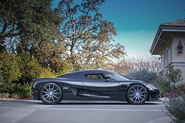 Photograph - Aerodynamic Design by ItzKirb Photography