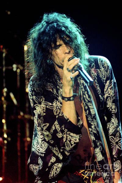 Steven Tyler Photograph - Aerosmith-94-steven-1174 by Gary Gingrich Galleries