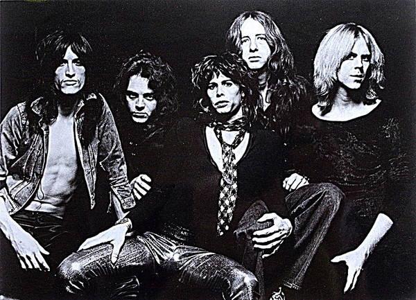 Steven Tyler Photograph - Aerosmith Press Photo by Kevin B Bohner