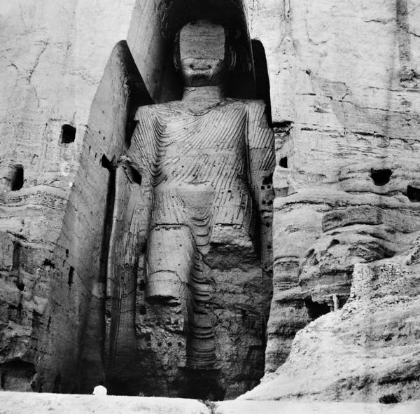 Photograph - Afghanistan: Buddha by Granger
