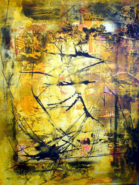 Painting - Aforethought Abstract by 'REA' Gallery