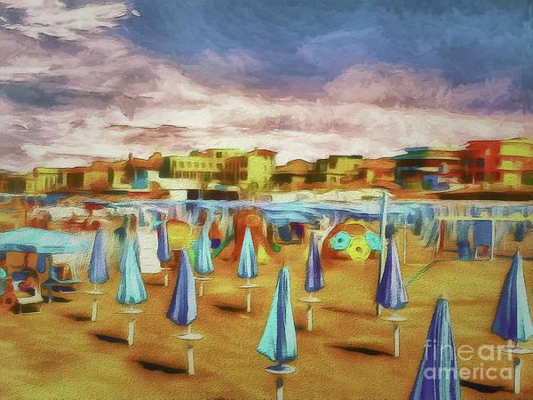 Digital Art - Afraid Of Sunlight by Leigh Kemp