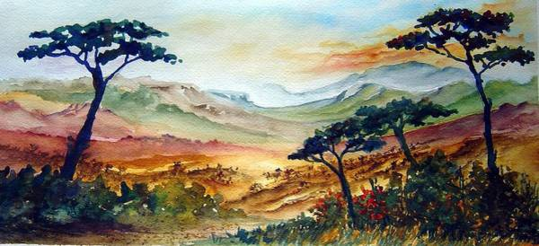 Painting - Africa by Joanne Smoley